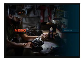 Nebo - Catálogo 2020-2021