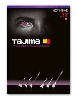 Tajima - Flyer Raspadores