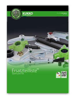 Kukko - Extratores/Reparação